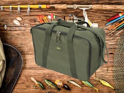 Нова сумка для риболовлі на фідер і болонські вудки Acropolis