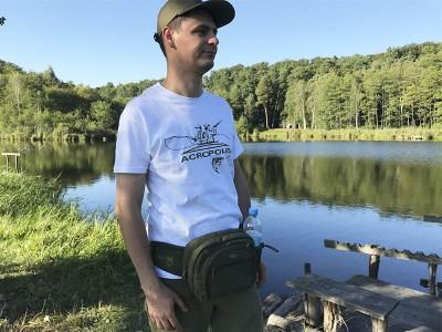 Мужские футболки с принтами «рыбака» и «охотника»