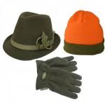 Головні убори та рукавиці для мисливців