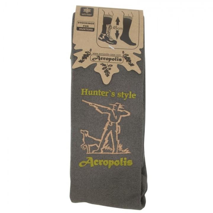 Шкарпетки зимові короткі ШЗК-1м