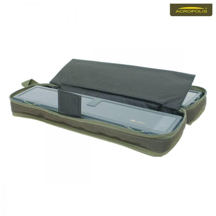 Рыбацкая сумка поводочница (с коробками) РСП-1