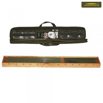 Рыбацкая сумка поводочница (с коробками) РСП-2