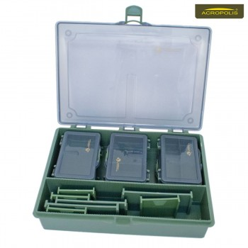 Коробка для карповой рыбалки КБ-2