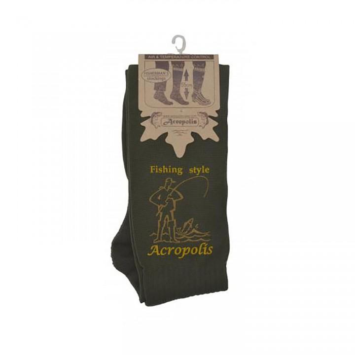 Шкарпетки літні довгі ШЛД-1р