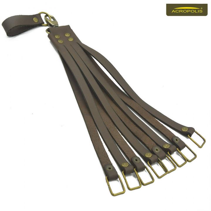 Підвіска для дичини (торока) на 8 петель зі шкіри ПД-2