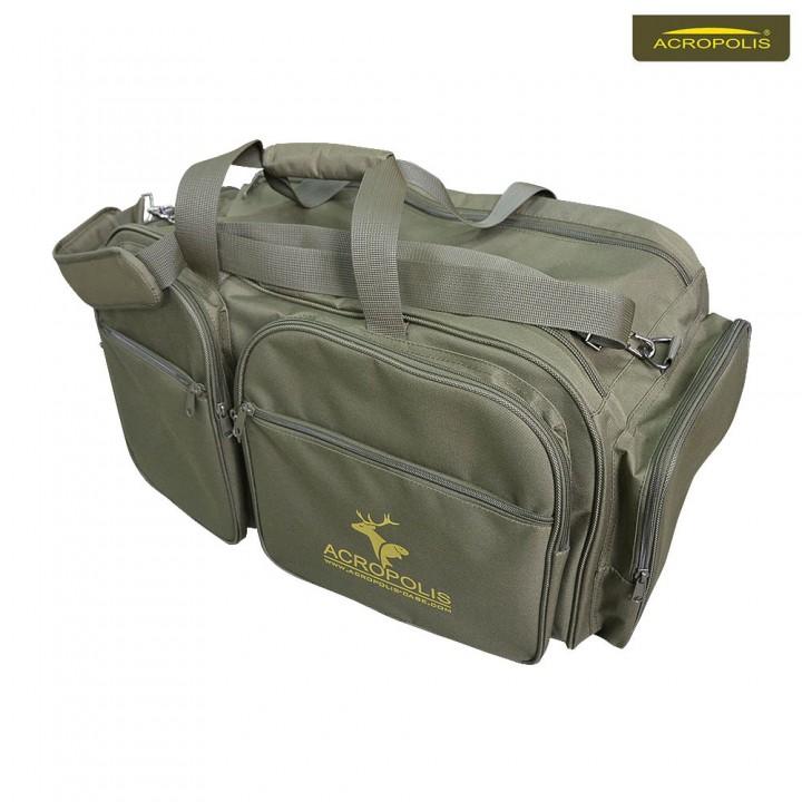 Мисливсько-рибальська сумка з жорсткими перегородками МРС-1