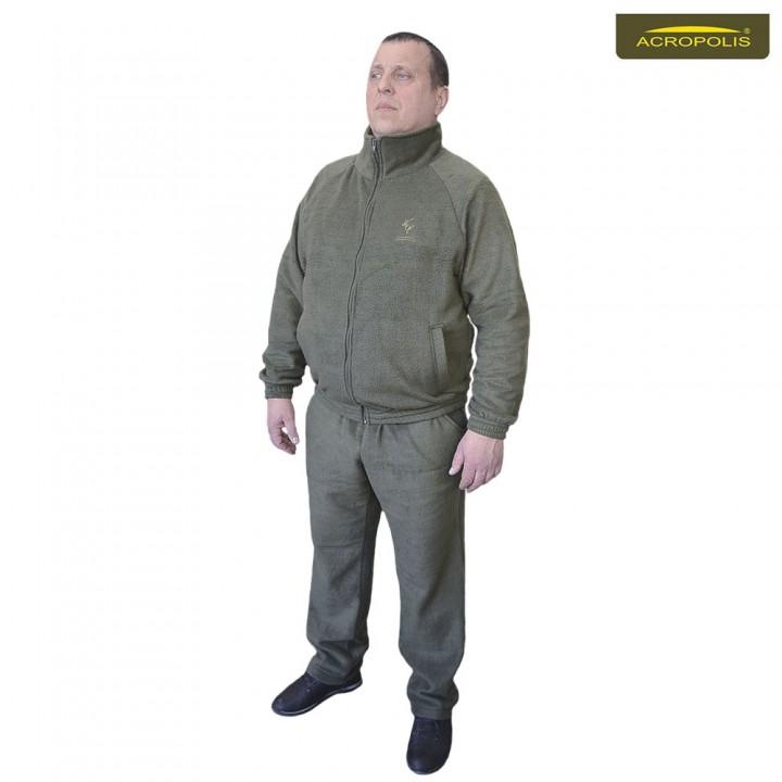 Спортивний костюм флісовий ОКС-1