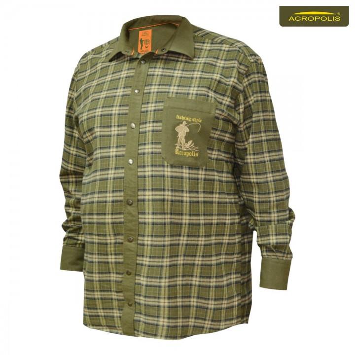 Рубашка (клетчатая) ОС-1р