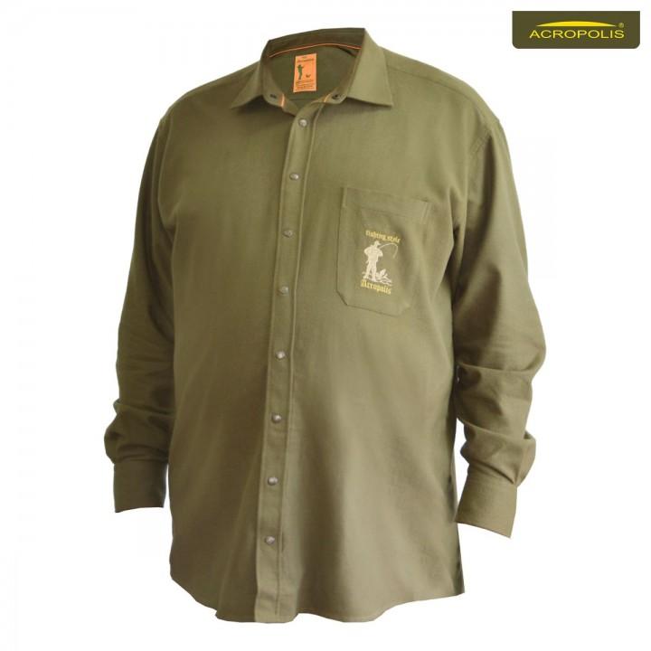 Рубашка (оливковая) ОС-3р