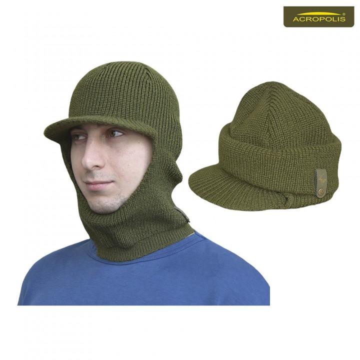 Балаклава - шапка с козырьком ОБЛ-3