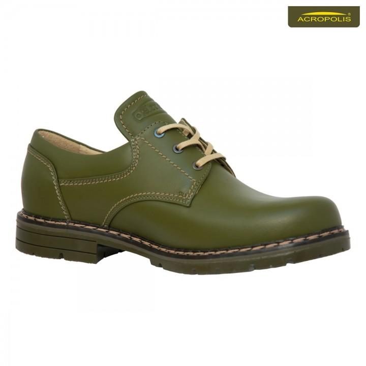 Ботинки кожаные рыбацкие МТШ-1р