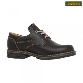 Ботинки кожаные рыбацкие МТШ-2р