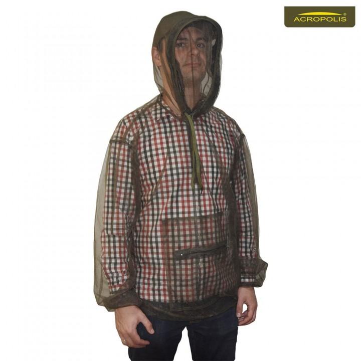 Защитная москитная куртка КМ-2