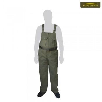 Комбинезон джинсовый мужской КОМ-1