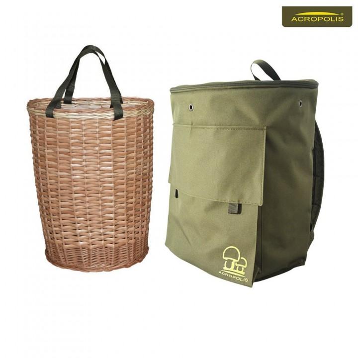 Рюкзак грибника з кошиком РНГ-2