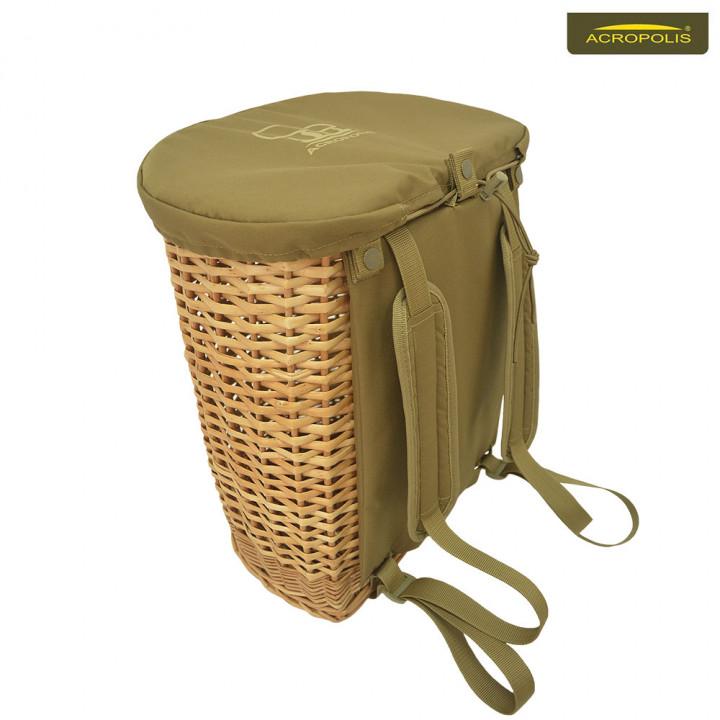 Корзина - рюкзак для грибов РНГ-5