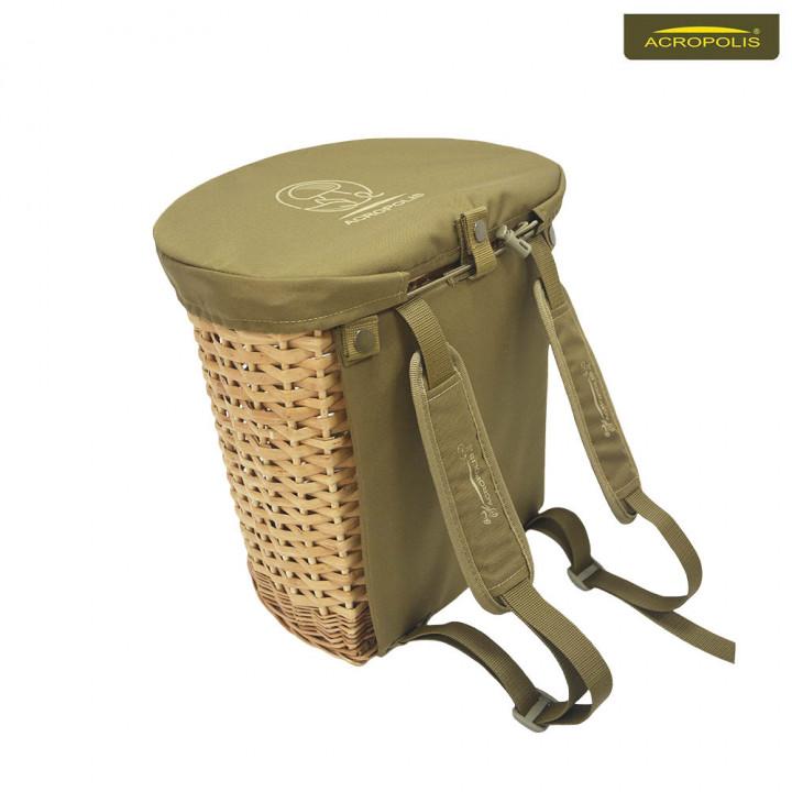 Кошик - рюкзак для грибів (міні) РНГ-5м