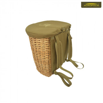 Кошик - рюкзак для грибів РНГ-5мв