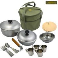 Набір для пікніка (сумка з посудом на 4 персони) СДП-2